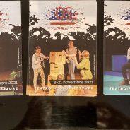 Cartoline in teatro